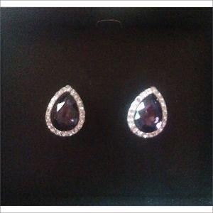 Avon Angelic Sparkling Stud Earrings Avon